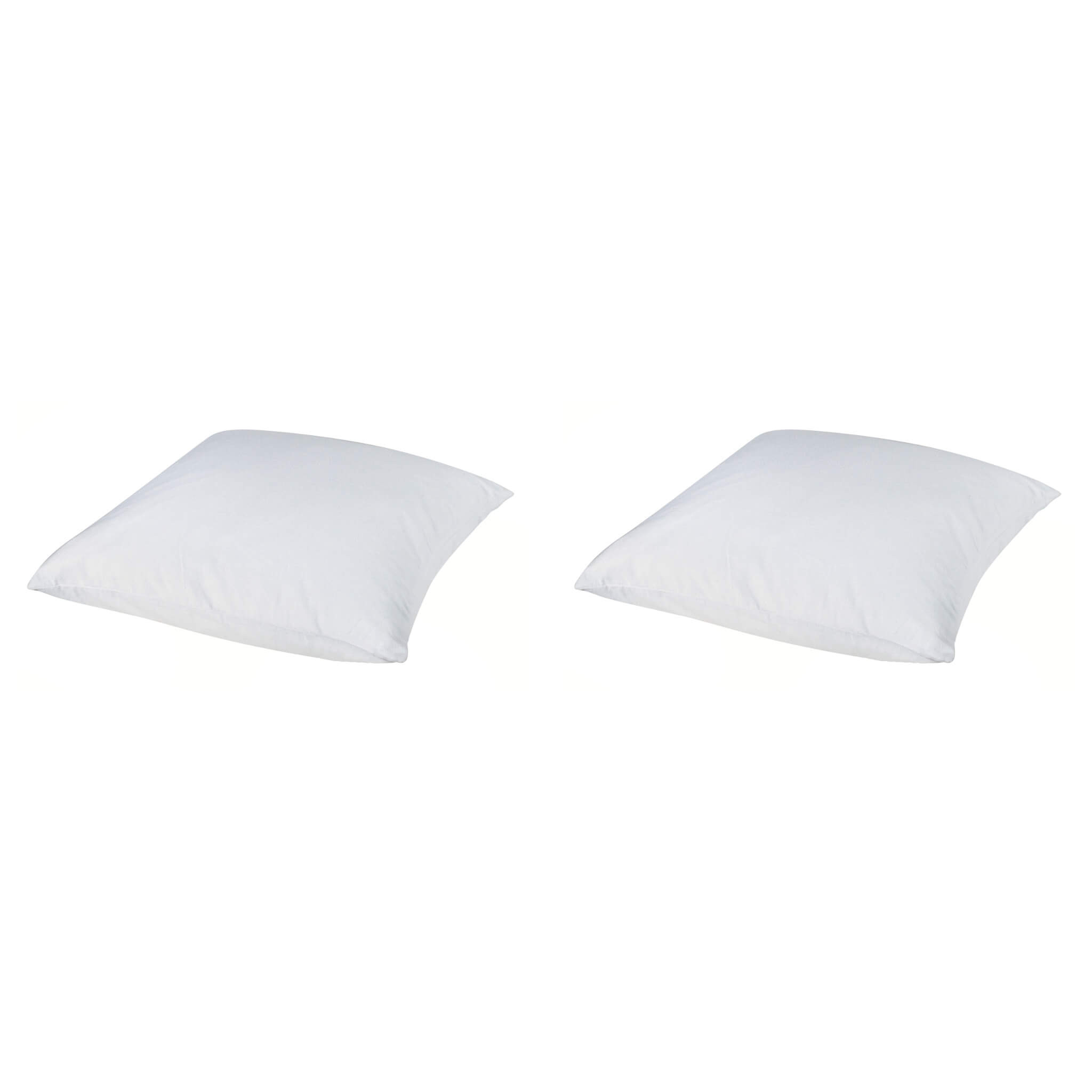 Lot de 2 protèges oreillers molleton imperméable