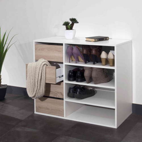 meubles chaussures en livraison gratuite. Black Bedroom Furniture Sets. Home Design Ideas
