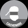 Garnissage cachemire