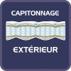 Capitonnage ext