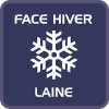 Face hiver