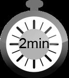 Chrono 2 min