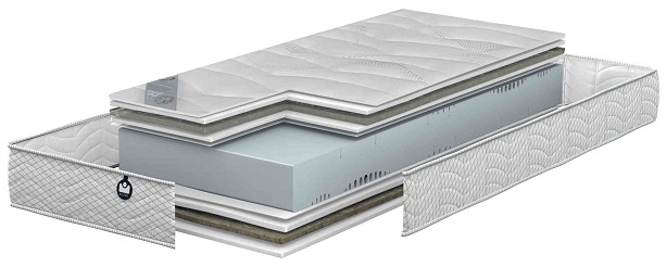 Matelas relaxation Bultex confort moelleux AXION 925