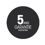 Garantie de 5 ans