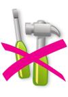 sans outils