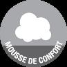Mousse de Confort