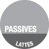 Lattes passives