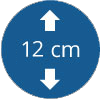12 cm