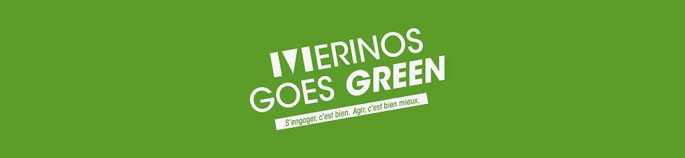 Merinos goes green