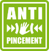 anti-pincement
