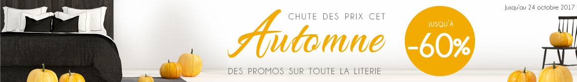 Promotions literie