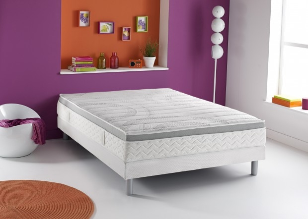 lit king size 180x200 cheap king size lit inspiration lit. Black Bedroom Furniture Sets. Home Design Ideas
