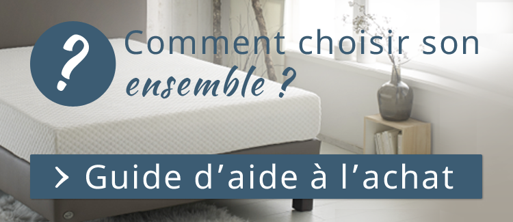 Guide d'aide ensemble literie