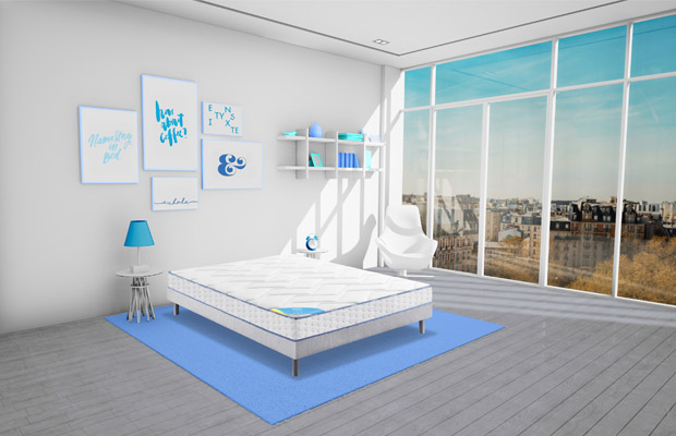 Collection Dunlopillo Lematelas.fr